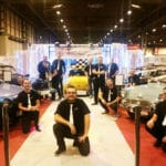 Spectacular GCCG showing at NEC Classic Car Show