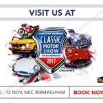 NEC Classic Motor Show – Discount Tickets available