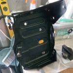 Fiat Tipo Sedicivalvole - Repainted battery tray