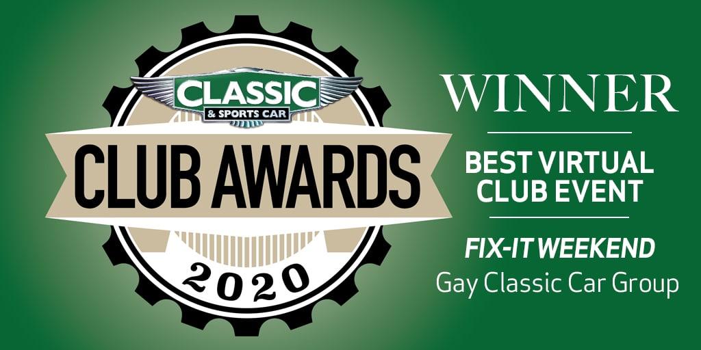Classic & Sports Car Club Awards