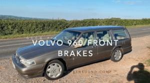 Volvo 960 Brakes Video Still
