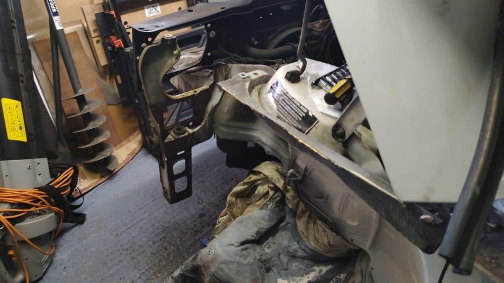 1993 Fiat Tipo 16V Restoration