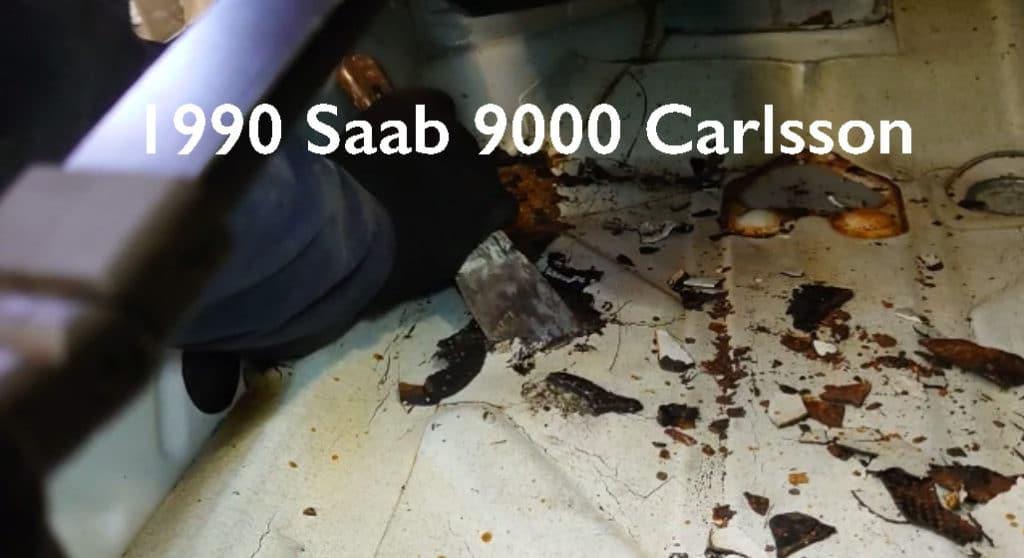 Saab still